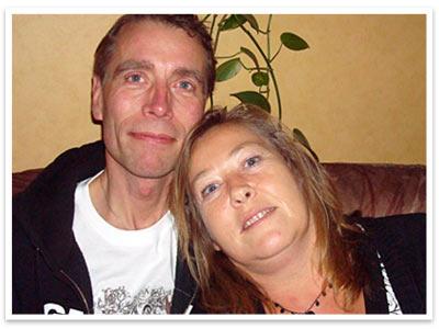 Karin och Stefan